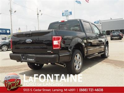2018 F-150 SuperCrew Cab 4x4,  Pickup #18F683 - photo 7