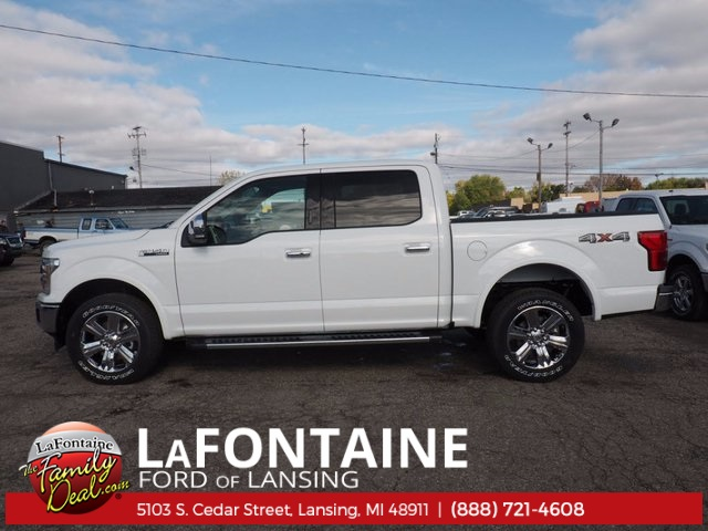 2018 F-150 Crew Cab 4x4, Pickup #18F69 - photo 7