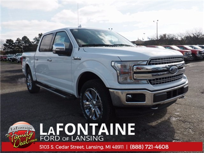 2018 F-150 Crew Cab 4x4, Pickup #18F69 - photo 3
