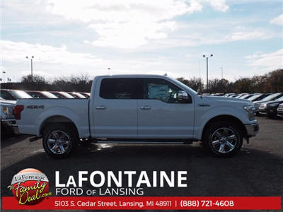 2018 F-150 Crew Cab 4x4, Pickup #18F69 - photo 4