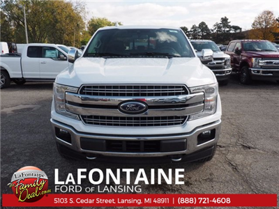 2018 F-150 Crew Cab 4x4, Pickup #18F69 - photo 8