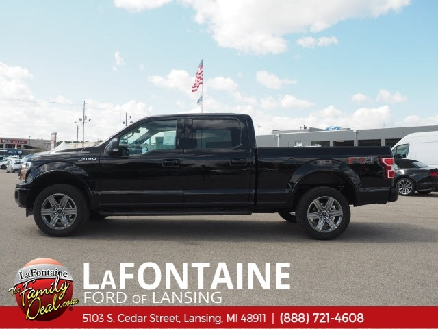 2018 F-150 SuperCrew Cab 4x4,  Pickup #18F729 - photo 5