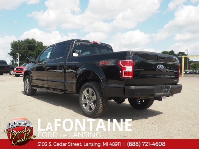 2018 F-150 SuperCrew Cab 4x4,  Pickup #18F729 - photo 2