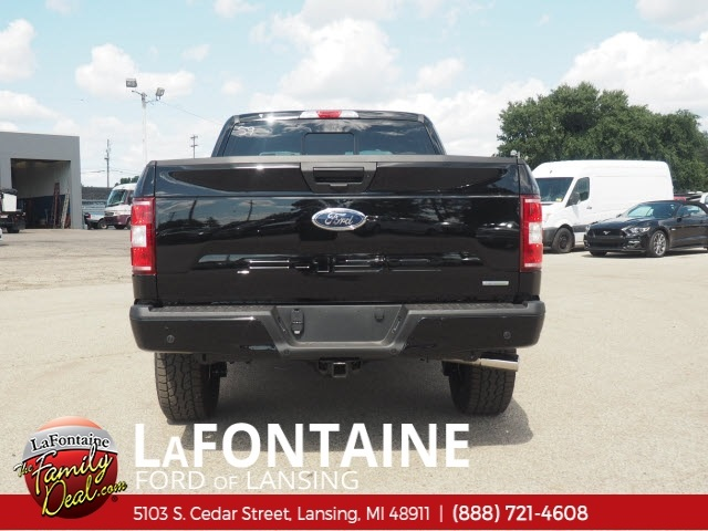 2018 F-150 SuperCrew Cab 4x4,  Pickup #18F729 - photo 6