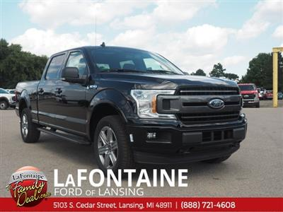 2018 F-150 SuperCrew Cab 4x4,  Pickup #18F729 - photo 3