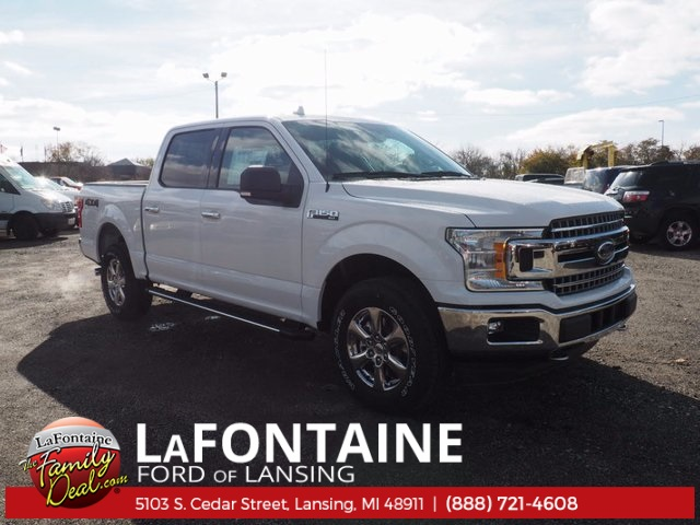 2018 F-150 Crew Cab 4x4 Pickup #18F75 - photo 3