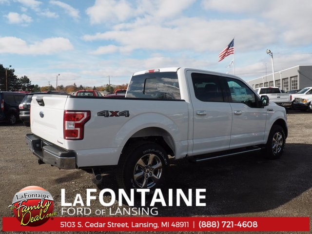 2018 F-150 Crew Cab 4x4 Pickup #18F75 - photo 5
