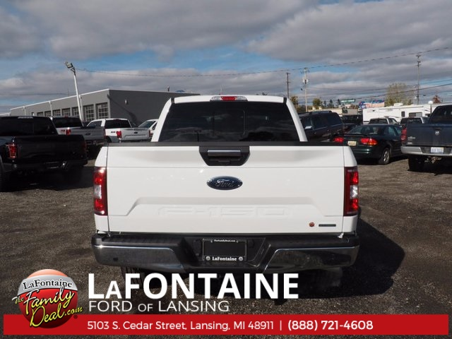 2018 F-150 Crew Cab 4x4 Pickup #18F75 - photo 6