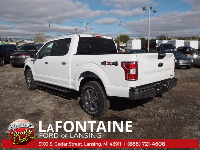 2018 F-150 Crew Cab 4x4 Pickup #18F75 - photo 2