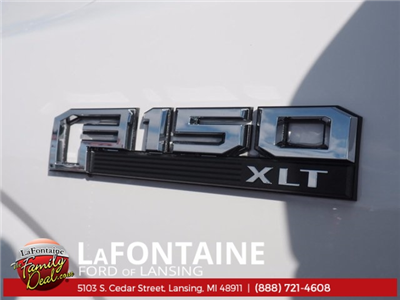 2018 F-150 Crew Cab 4x4 Pickup #18F75 - photo 11