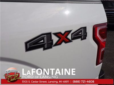 2018 F-150 Crew Cab 4x4 Pickup #18F75 - photo 12