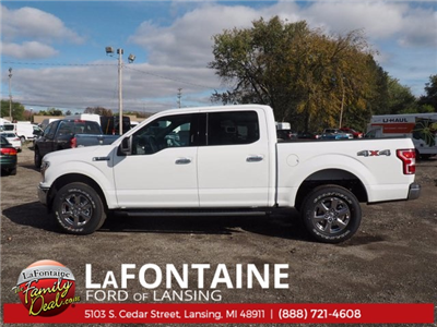 2018 F-150 Crew Cab 4x4 Pickup #18F75 - photo 7