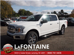 2018 F-150 Crew Cab 4x4 Pickup #18F75 - photo 1