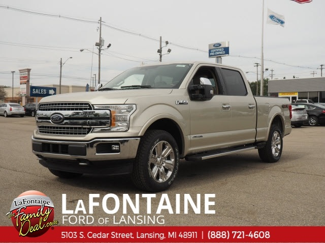 2018 F-150 SuperCrew Cab 4x4,  Pickup #18F779 - photo 1