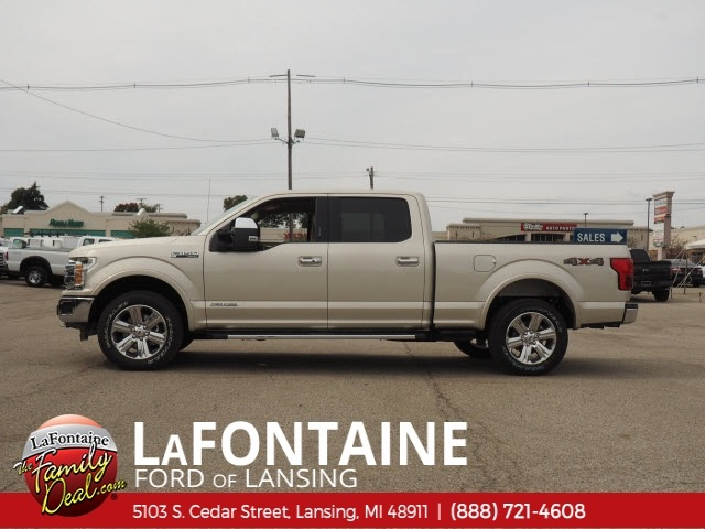 2018 F-150 SuperCrew Cab 4x4,  Pickup #18F779 - photo 5