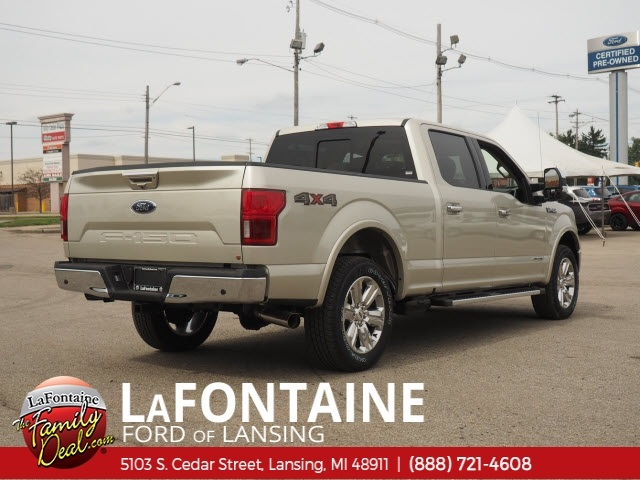 2018 F-150 SuperCrew Cab 4x4,  Pickup #18F779 - photo 7