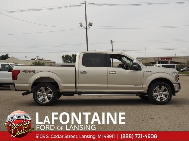 2018 F-150 SuperCrew Cab 4x4,  Pickup #18F779 - photo 8