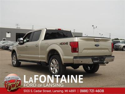 2018 F-150 SuperCrew Cab 4x4,  Pickup #18F779 - photo 2