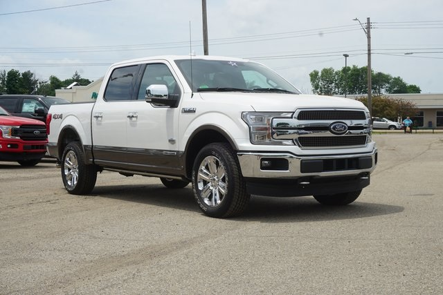 2018 F-150 SuperCrew Cab 4x4,  Pickup #18F807 - photo 3