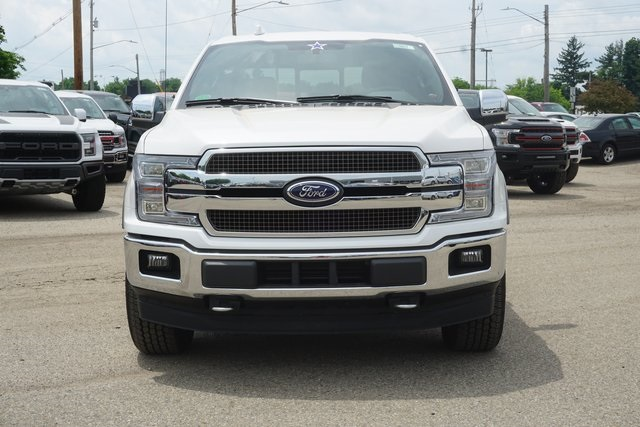2018 F-150 SuperCrew Cab 4x4,  Pickup #18F807 - photo 4