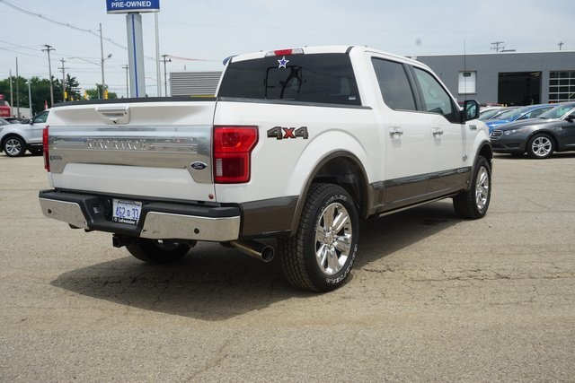 2018 F-150 SuperCrew Cab 4x4,  Pickup #18F807 - photo 22