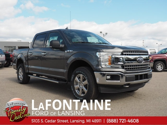 2018 F-150 SuperCrew Cab 4x4,  Pickup #18F809 - photo 3