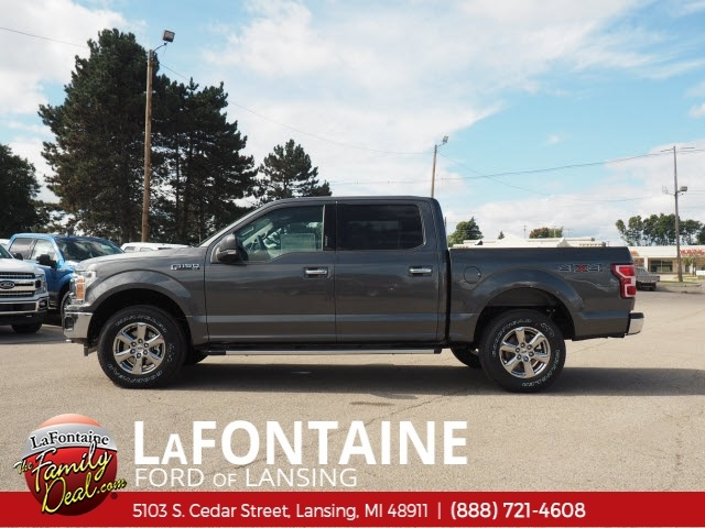 2018 F-150 SuperCrew Cab 4x4,  Pickup #18F809 - photo 5