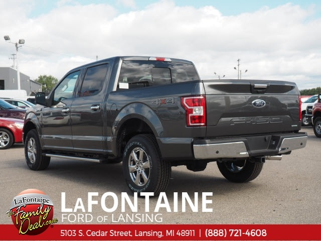 2018 F-150 SuperCrew Cab 4x4,  Pickup #18F809 - photo 2