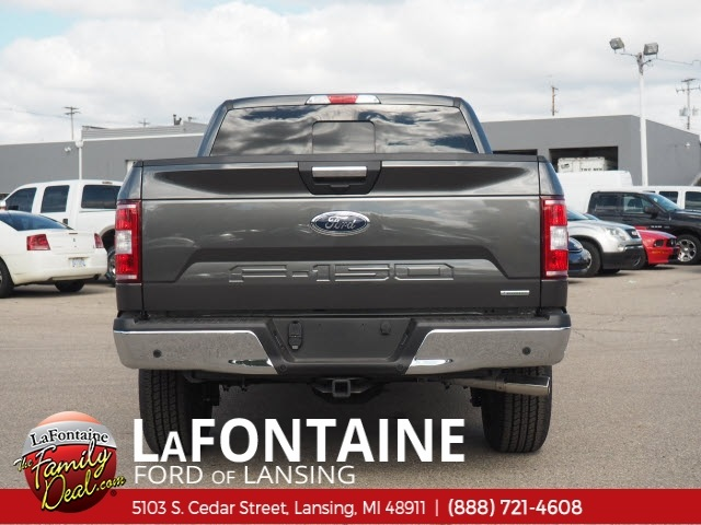 2018 F-150 SuperCrew Cab 4x4,  Pickup #18F809 - photo 6