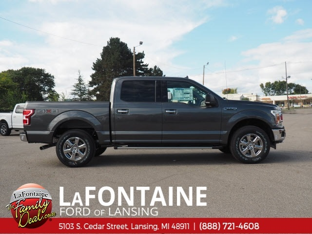 2018 F-150 SuperCrew Cab 4x4,  Pickup #18F809 - photo 8
