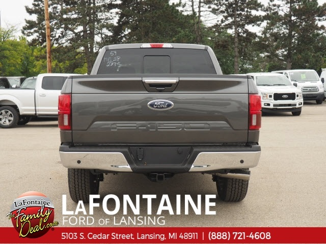 2018 F-150 SuperCrew Cab 4x4,  Pickup #18F818 - photo 6