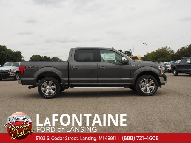 2018 F-150 SuperCrew Cab 4x4,  Pickup #18F818 - photo 8