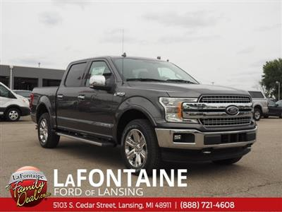 2018 F-150 SuperCrew Cab 4x4,  Pickup #18F818 - photo 3