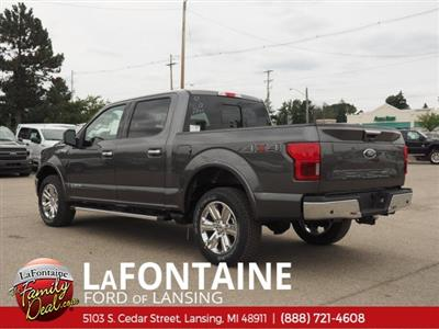 2018 F-150 SuperCrew Cab 4x4,  Pickup #18F818 - photo 2