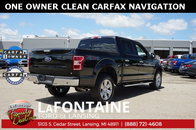 2018 F-150 SuperCrew Cab 4x4,  Pickup #18F825 - photo 2