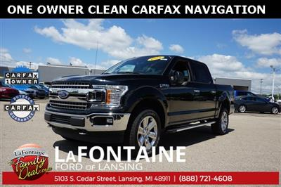2018 F-150 SuperCrew Cab 4x4,  Pickup #18F825 - photo 4