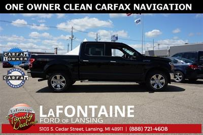 2018 F-150 SuperCrew Cab 4x4,  Pickup #18F825 - photo 8