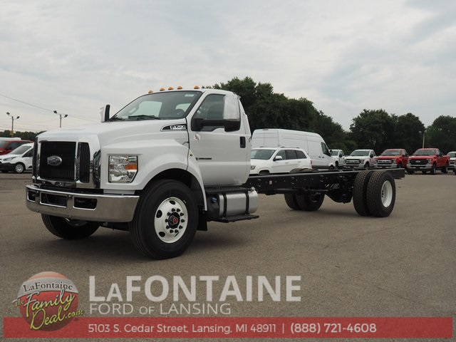 2019 F-750 Regular Cab DRW 4x2,  Cab Chassis #19F06 - photo 1