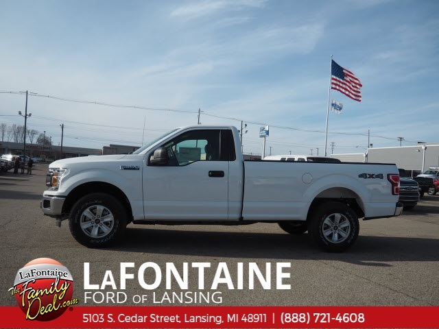 2019 F-150 Regular Cab 4x4,  Pickup #19F121 - photo 5