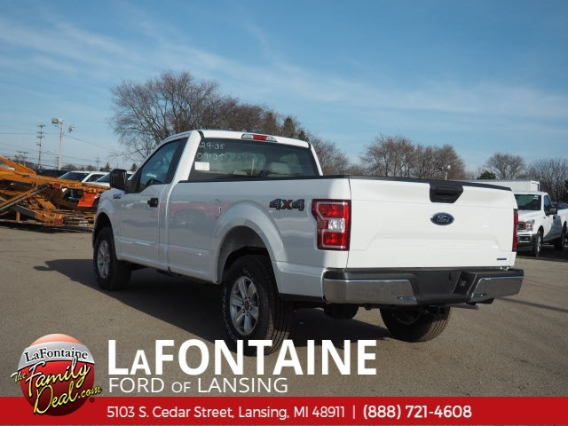 2019 F-150 Regular Cab 4x4,  Pickup #19F121 - photo 6