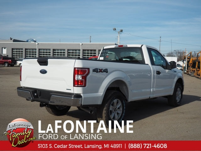 2019 F-150 Regular Cab 4x4,  Pickup #19F121 - photo 2