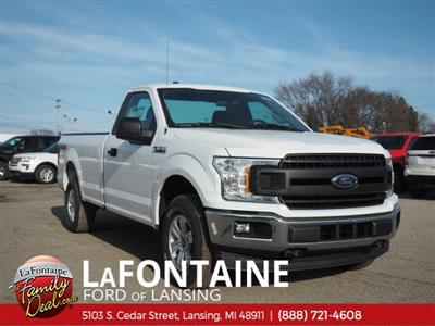 2019 F-150 Regular Cab 4x4,  Pickup #19F121 - photo 1