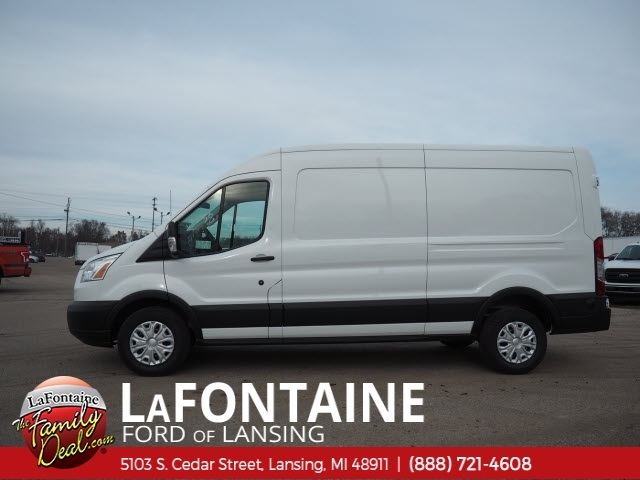 2019 Transit 250 Med Roof 4x2,  Empty Cargo Van #19F152 - photo 5