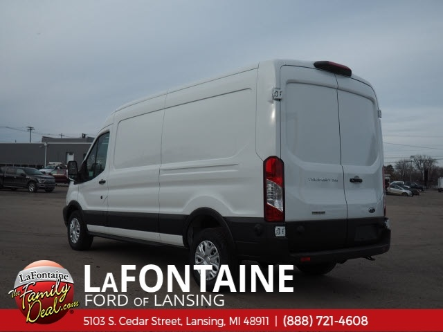 2019 Transit 250 Med Roof 4x2,  Empty Cargo Van #19F152 - photo 6