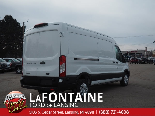 2019 Transit 250 Med Roof 4x2,  Empty Cargo Van #19F152 - photo 8