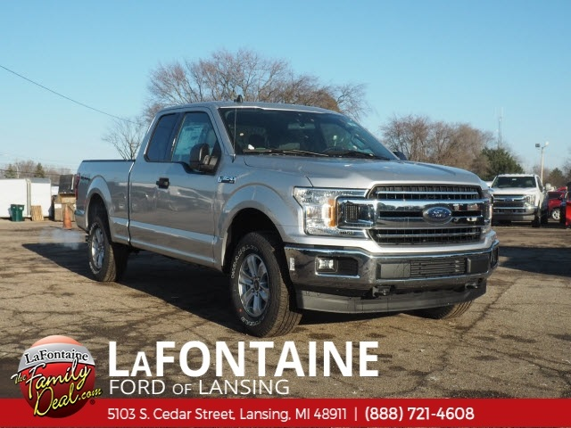 2019 F-150 Super Cab 4x4,  Pickup #19F159 - photo 3