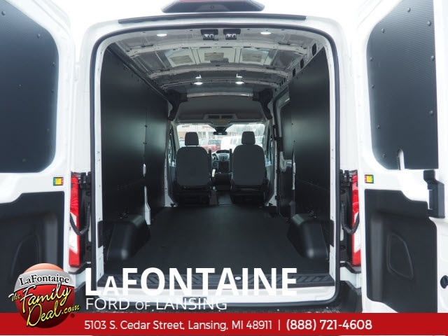 2019 Transit 250 Med Roof 4x2,  Empty Cargo Van #19F233 - photo 2