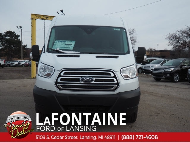 2019 Transit 250 Med Roof 4x2,  Empty Cargo Van #19F233 - photo 4