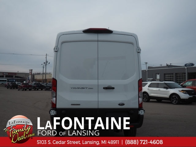 2019 Transit 250 Med Roof 4x2,  Empty Cargo Van #19F233 - photo 7