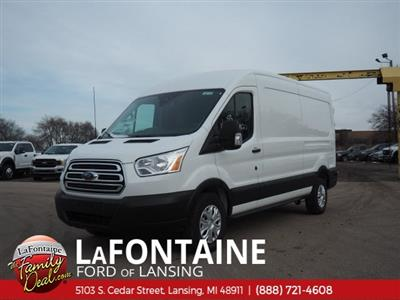 2019 Transit 250 Med Roof 4x2,  Empty Cargo Van #19F233 - photo 1
